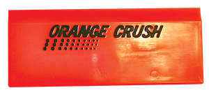 Orange Crush Squeegee Blade – 5″