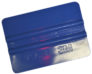 Squeegee 3M – 4″ Blue