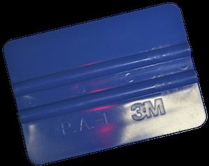 Squeegee 3M – 4″ Blue