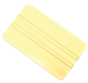 Squeegee white card – 4″