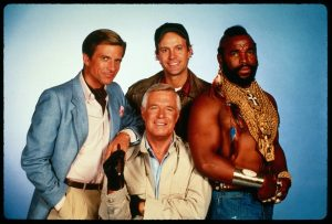 The-a-team-the-cast-mr-t-george-peppard-dwight-schultz-dirk-bendict