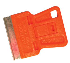 Razor Blade Scraper – Plastic – 1″