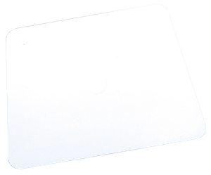 Teflon Hard Card – 4″ White
