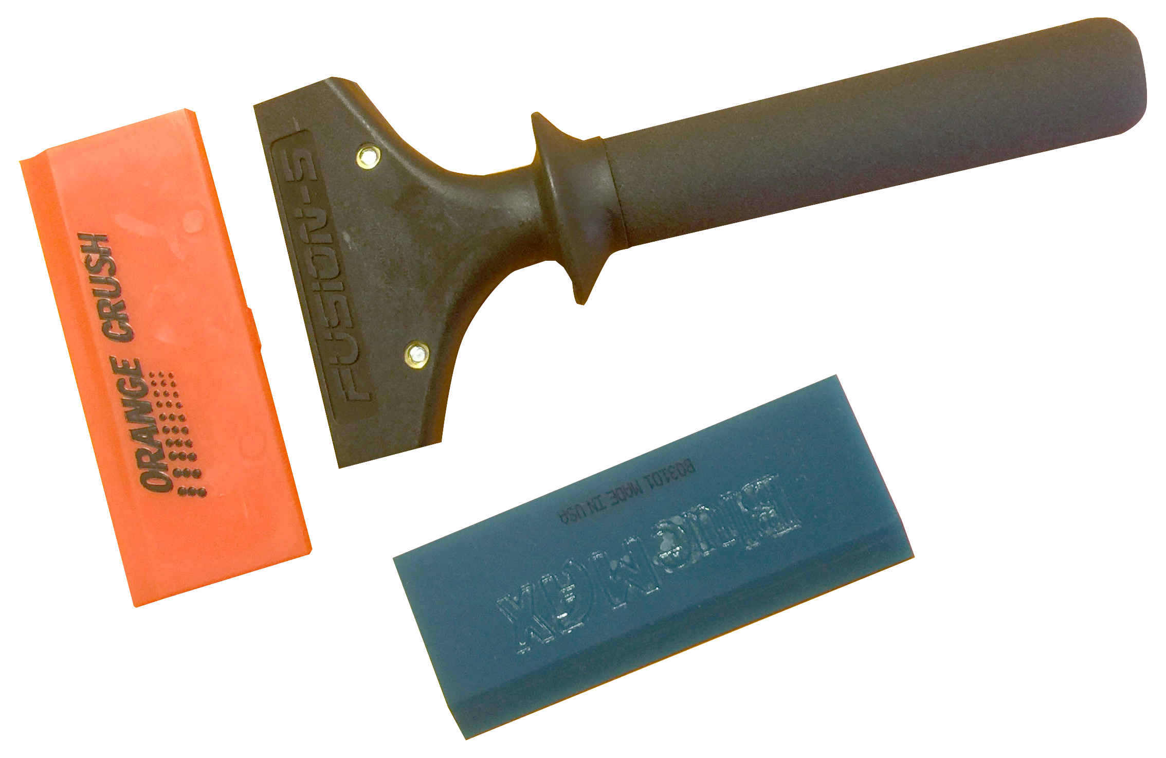 Crusher Grip squeegee (blades not included)